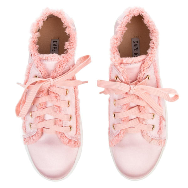 Cape Robbin Dolly-19 Women's Pink Sneaker