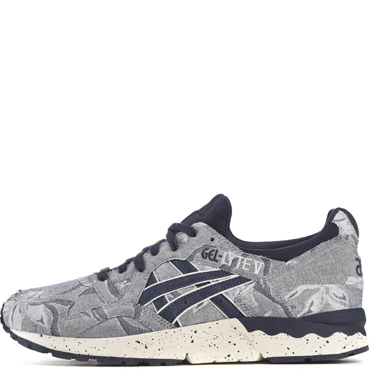 Asics for Men: GEL-Lyte V Indiana Ink/ Indiana Ink Sneakers