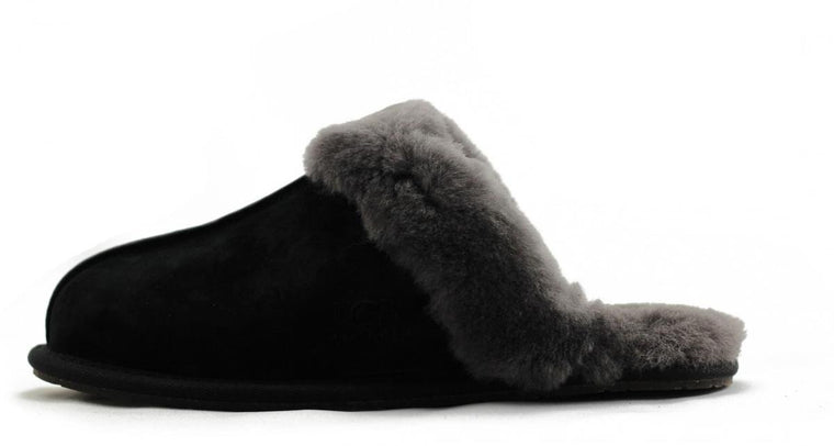 UGG Australia for Women: Scuffette II Black