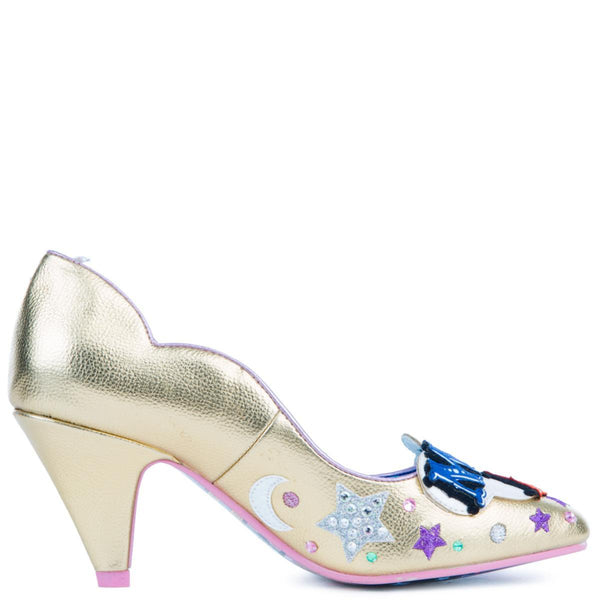 Disney's Dumbo x Irregular Choice Little Sleepy Head High heels