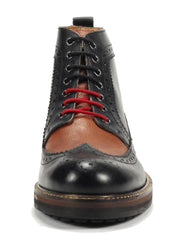 Ben Sherman for Men: Cranston Black Boots