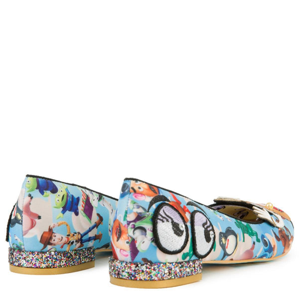 Toy Story x Irregular Choice Women's Keep 'Em Together Flats