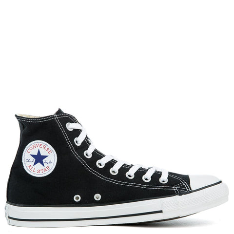 Unisex Chuck Taylor All Star Black/White High Top Sneakers
