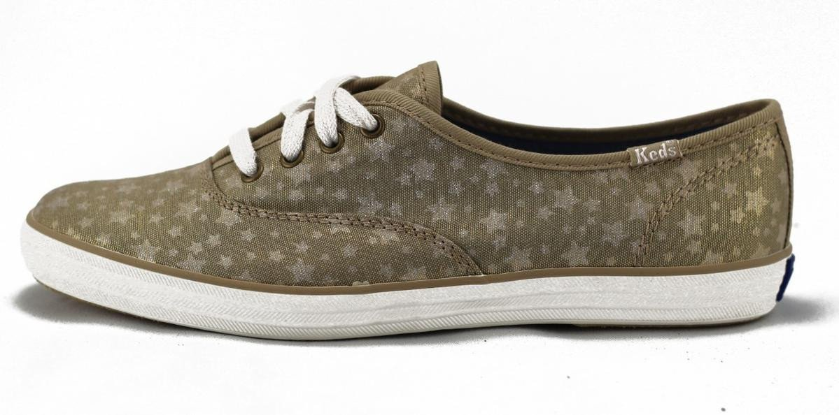 Keds Champion Stars Cream Sneaker
