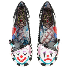 Women's Clowning Around Flats