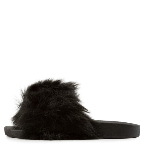 Lindy-32 Fur Slides