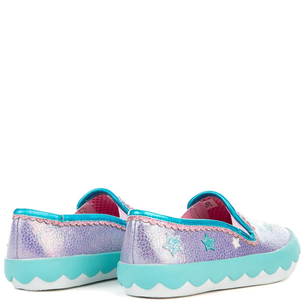 Women's Topical Betty Purple Sneaker