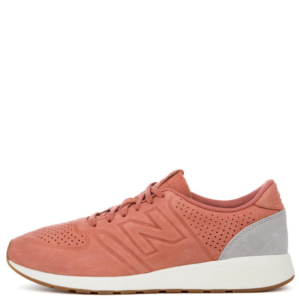 New Balance 420 Deconstructed Salmon with Grey Men's Sneaker