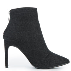 Cape Robbin Mini-101 Black Women's Bootie