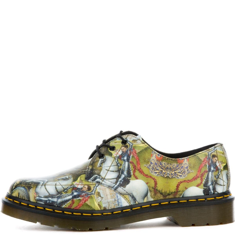 Unisex 1461 George & Dragon 3 Eye Oxfords