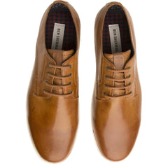 Men's Payton Tan Oxfords