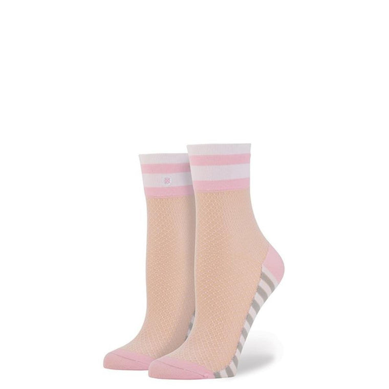Stance for Women: Spoiled Brat Anklet Pink
