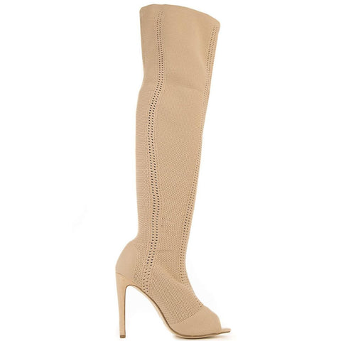 Women's Elnora-27 Thigh-High Boot