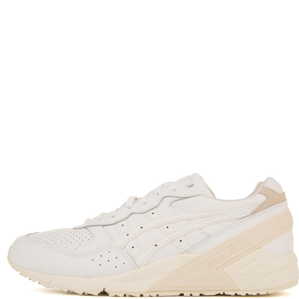asics for Men: Gel-Sight White/White Sneakers
