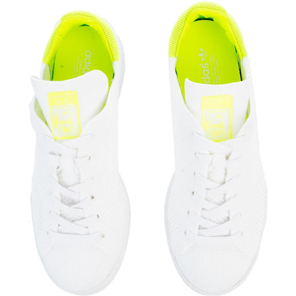Women's Stan Smith FTWWHT/FTWWHT/SYELLO Sneakers