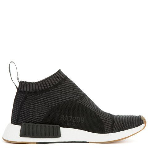 Men's NMD_CS1 Primeknit Black Sneaker