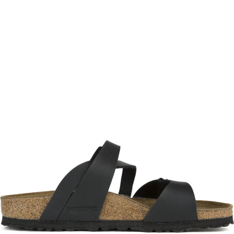 Birkenstock Unisex: Arizona Soft Footbed Oiled Leather Iron Sandals