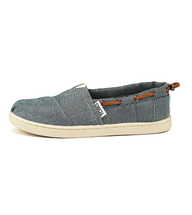 Kids Toms Bimini Chambray