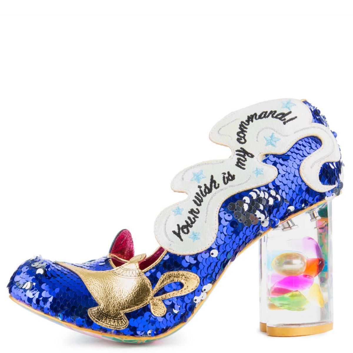 Disney x Irregular Choice You Rubbed?