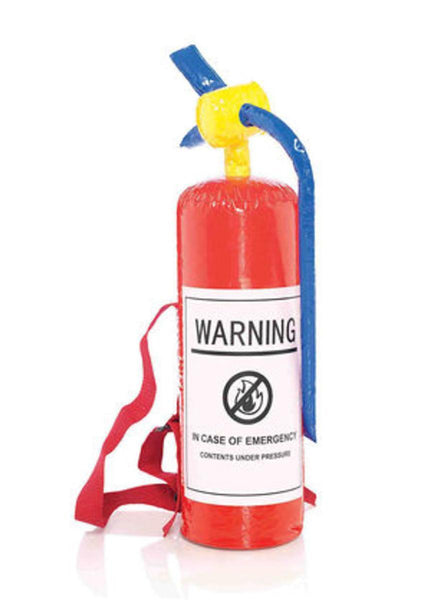 Inflatable Fire Extinguisher in RED