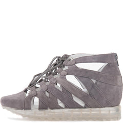 Jeffrey Campbell for Women: JC Play Appian Grey Suede