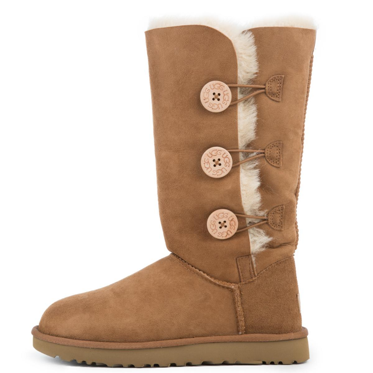 Women's Bailey Button Triplet II Chestnut Boots