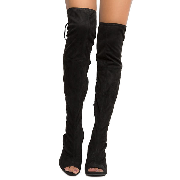 Womens Truffle-S Knee High Boot
