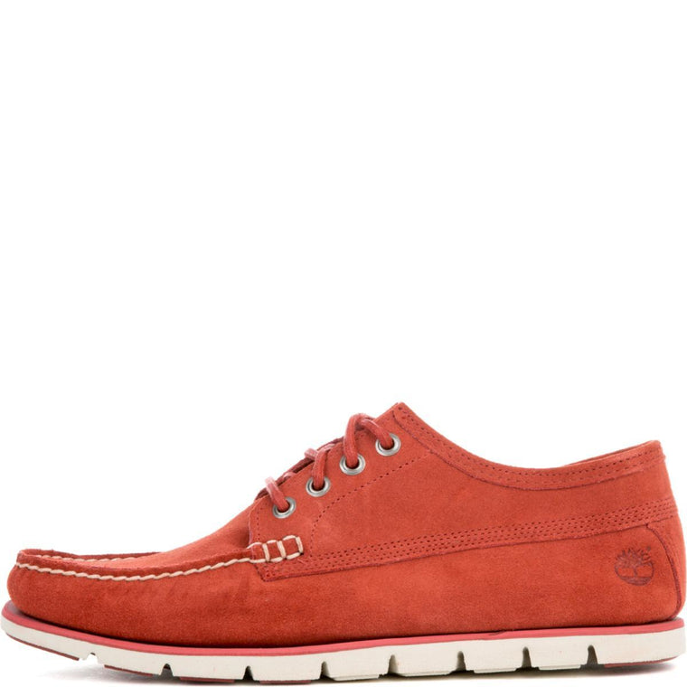 Men's Tidelands Ranger Moc Medium Red Boot
