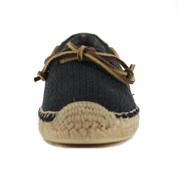 Sperry Top-Sider for Women: Katama Black Cotton Mesh