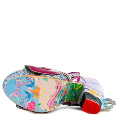 Disney's The Little Mermaid x Irregular Choice Elegant Evil