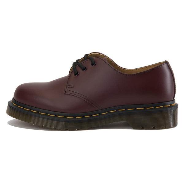 "Dr. Martens Unisex: 1461 Cherry Red ""Smooth"" Oxfords"