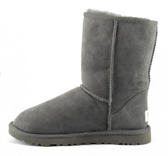 UGG Australia for Women: Classic Short Grey Boots
