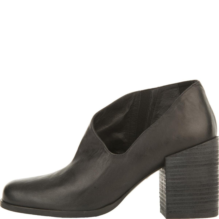 Free People for Women: Terrah Black Heeled Booties
