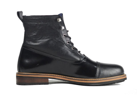 Ben Sherman for Men: Rafe Boot Black
