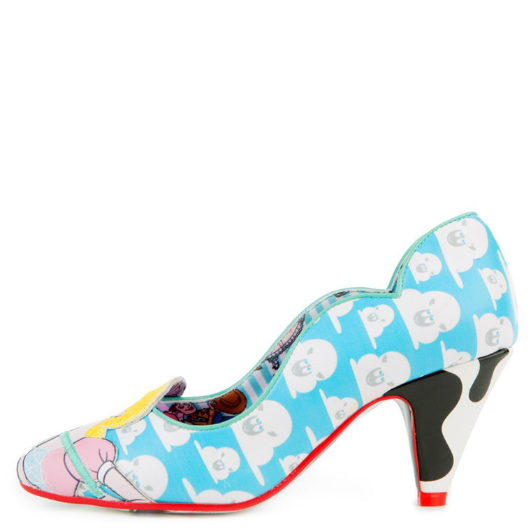 Toy Story x Irregular Choice Women's You're Cute When You Care Pumps