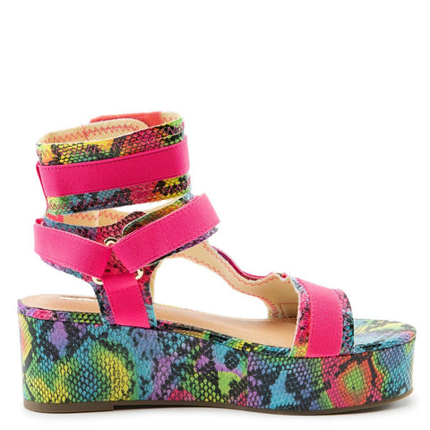 Barista-3 Wedge Sandals