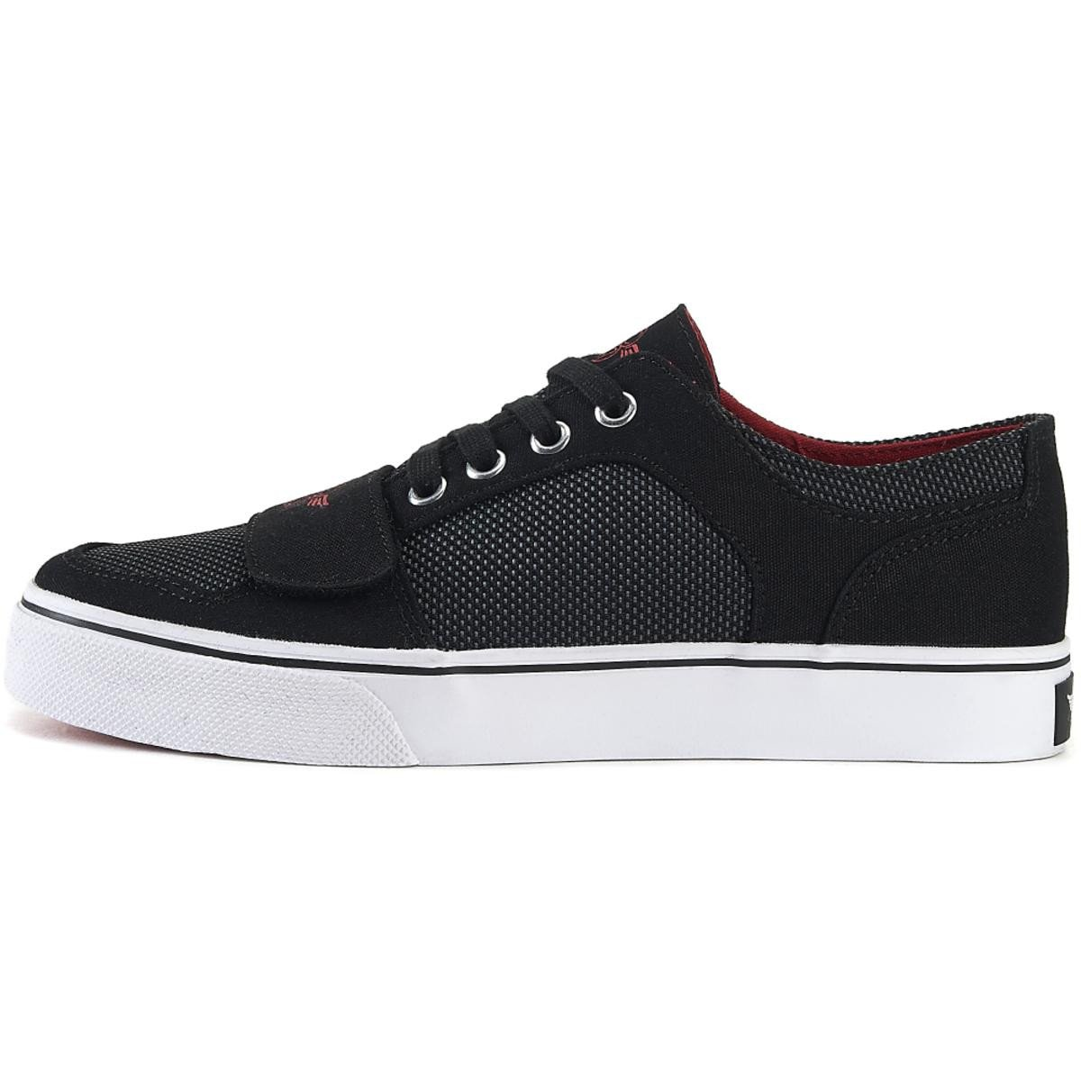 Creative Recreation for Men: GS Cesario Lo XVI Black Sneakers
