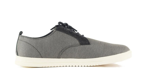Men's Ellington Graphite Herringbone Sneakers