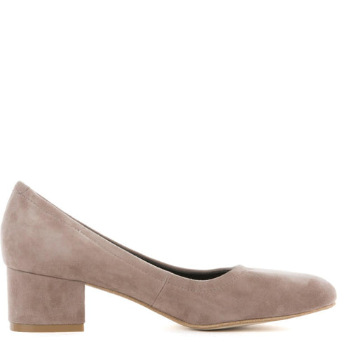 Jeffrey Campbell for Women: Bitsie Taupe Heels