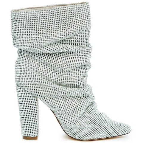 King High Heel Booties