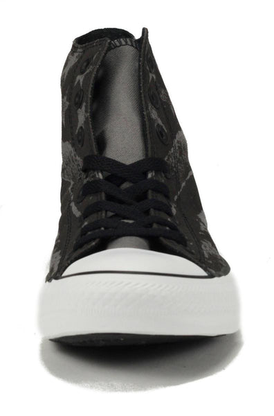 Converse for Men: CT HI Charcoal Gray Sneaker