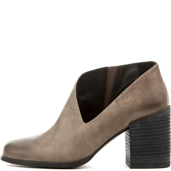 Free People for Women: Terrah Grey Heeled Booties
