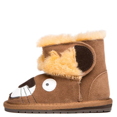 Emu Australia Infant Leo Lion Walker Boots