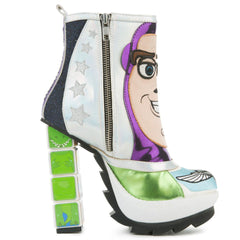 Toy Story x Irregular Choice Women's Space Ranger Boots