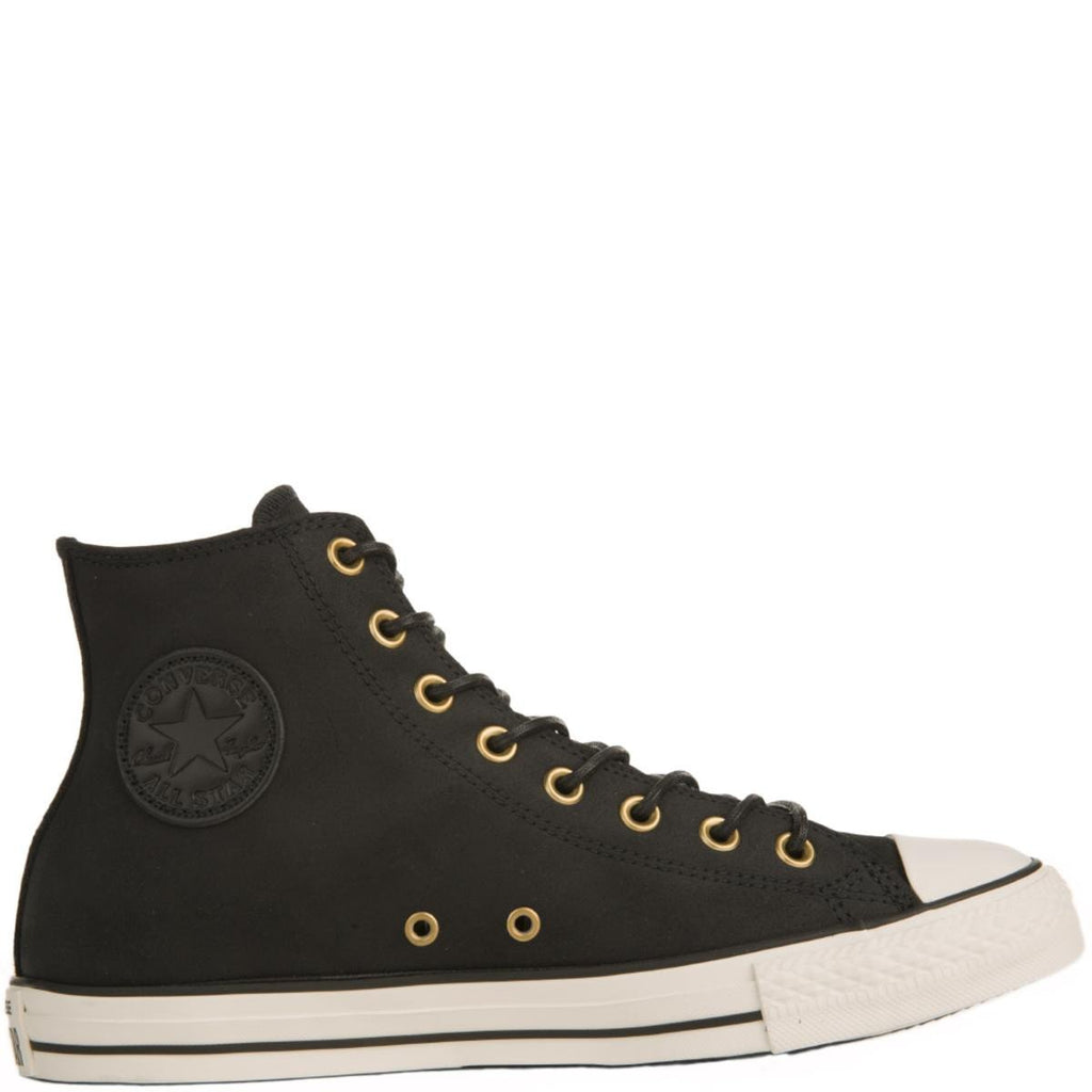 80859814d28d Converse for Men  Chuck Taylor All Star Crafted Black Suede High Tops