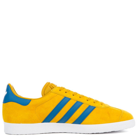 Men's Gazelle Yellow Sneaker