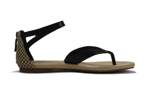 UGG Australia for Women: Tarra Black Sandal