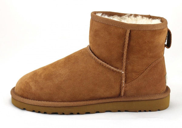 UGG Australia for Women: Classic Mini Chestnut Boot