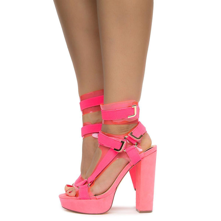 Women's Glamrock-2 High Heels