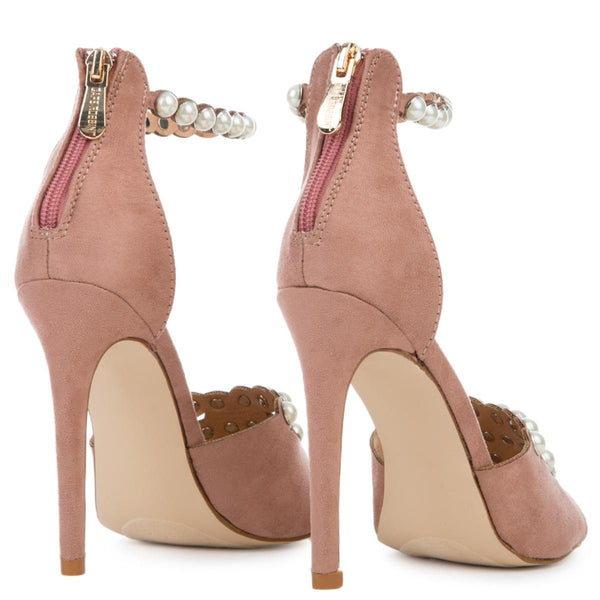 Women's Meg-47 Pink High Heel